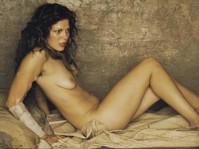 Schwarz nude jessica Nude video