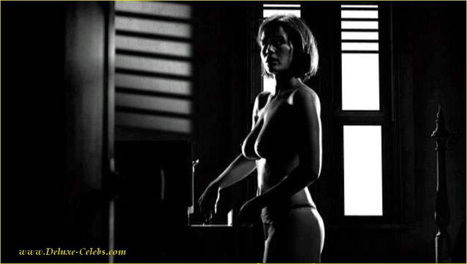 Carla Gugino Nude Green Screen 60